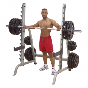 Body Solid power rack GPR370 Multi Press Rack