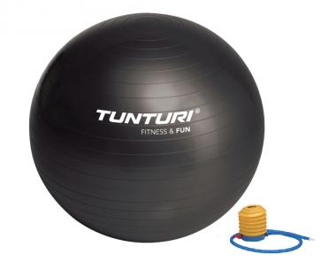 Tunturi Gymbal 75 cm zwart