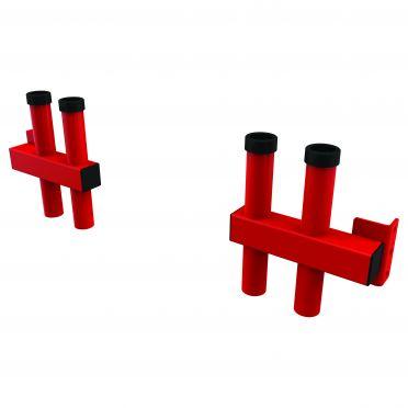 Hammer Strength 4 halterstangen steunen