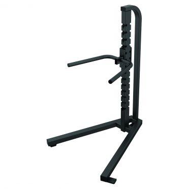 Hammer Strength Accessoires opslag rek & dip station
