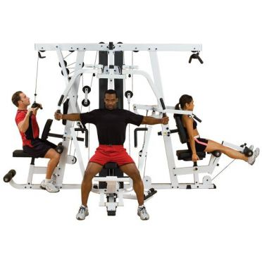 Body Solid Professional Multigym EXM4000S