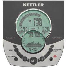 Console voor een Kettler crosstrainer Mondeo ST