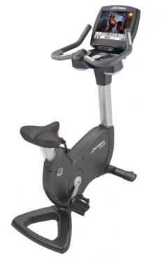 "Life Fitness hometrainer Platinum Club Series Cycle Engage 15"" (PCSC)"