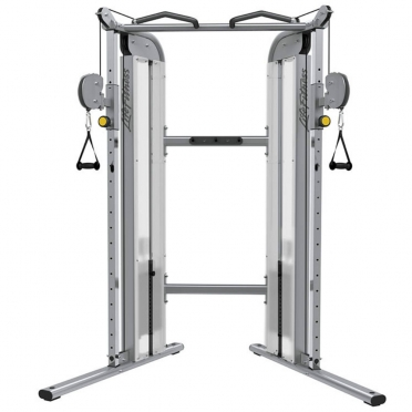Life Fitness Optima Series Dual Adjustable Pulley 2x 80 KG