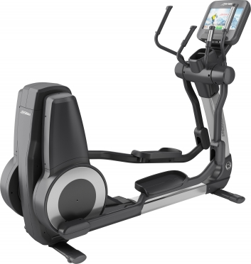 LifeFitness crosstrainer 95X Elevation Discover SE demo