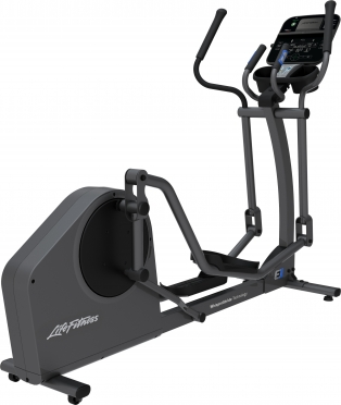 Life Fitness crosstrainer E1 Track Connect