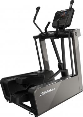 Life Fitness crosstrainer FS6 Titanium gebruikt