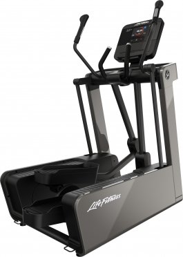 Life Fitness crosstrainer FS4 Titanium demo
