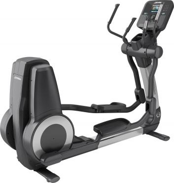 Life Fitness crosstrainer Platinum Club Series Explore Arctic Silver