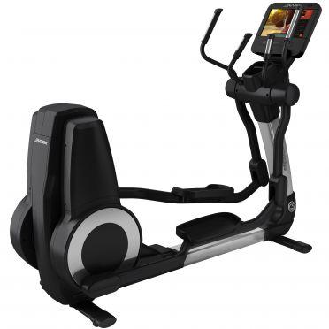 Life Fitness crosstrainer Platinum Club Series Discover SE3-HD Arctic Silver