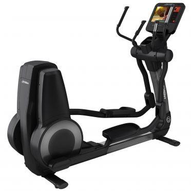 Life Fitness crosstrainer Platinum Club Series Discover SE3-HD Titanium Storm