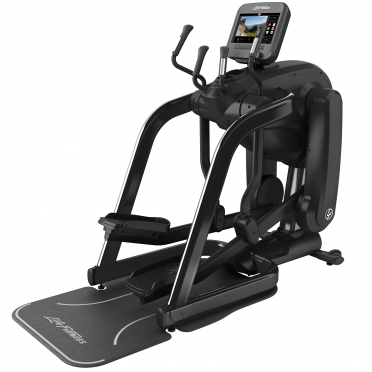 Life Fitness Platinum Club Series Flexstrider Discover SE3 Black Onyx