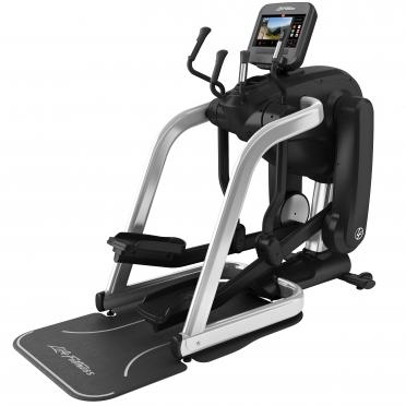 Life Fitness Platinum Club Series Flexstrider Discover SE3 Diamond White