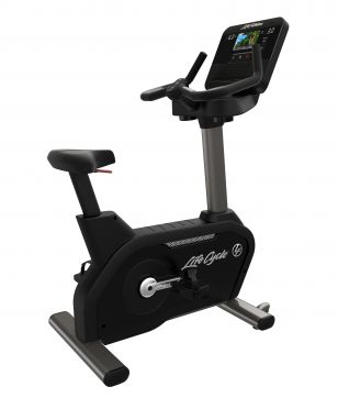 Life Fitness hometrainer Upright LifeCycle Club Series +