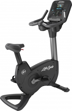 Life Fitness hometrainer Platinum Club Series Explore Titanium Storm
