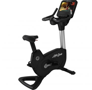 Life Fitness hometrainer Platinum Club Series Discover SE3-HD Arctic Silver