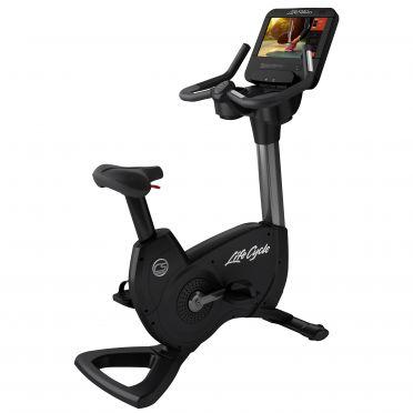 Life Fitness hometrainer Platinum Club Series Discover SE3-HD Titanium Storm