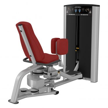 Life Fitness Axiom series hip abductor adductor