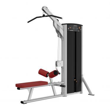 Life Fitness Axiom series lat pulldown / low row