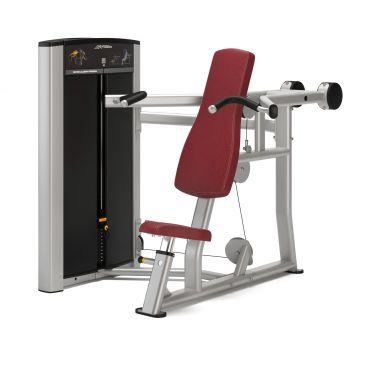 Life Fitness Axiom series shoulder press