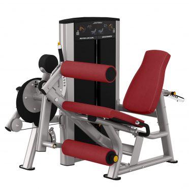 Life Fitness Axiom series leg extension combi