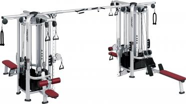 Life Fitness Multi Krachtstation Signature Series MJ8