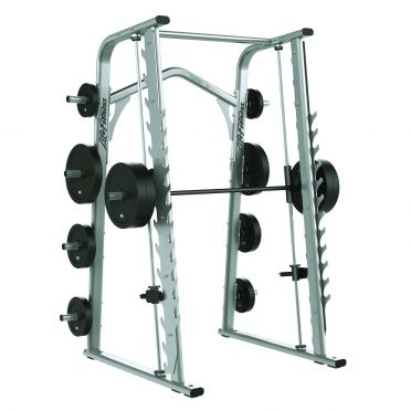 Life Fitness Optima Series Smith Rack