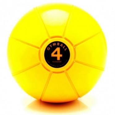 Loumet Gymball 4 kg geel