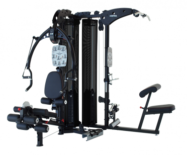 Finnlo Maximum Inspire Multi-Gym M5 zwart