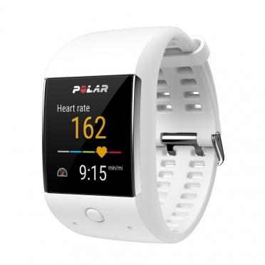 Polar M600 sporthorloge wit GPS