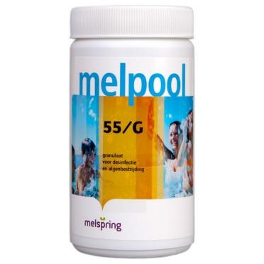 Melpool chloorgranulaat 55/G - 1 kg