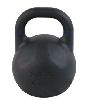 Muscle Power Competitie Kettlebell Robuust 20 kg MP1302