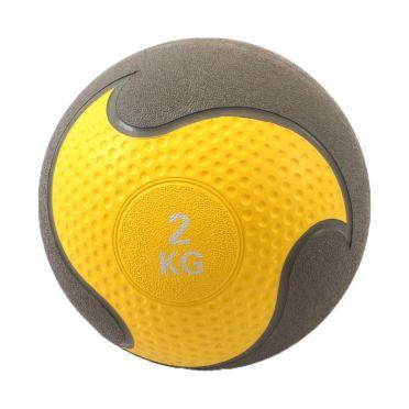 Muscle Power medicijnbal rubber 2 kg