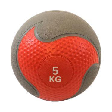 Muscle Power medicijnbal rubber 5 kg