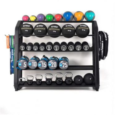 Muscle Power multi fitness opberg meubel