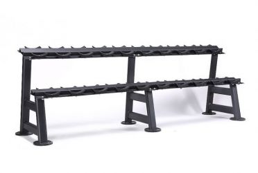 Muscle Power Opbergrek voor 10 sets dumbbells