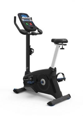 Nautilus hometrainer U626 Black Edition met Ride Social