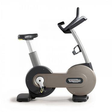 Technogym hometrainer Bike Excite+ 700i zilver gebruikt