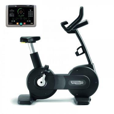 Technogym hometrainer Bike Excite+ 700i zwart gebruikt