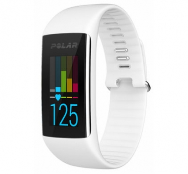Polar A360 fitness tracker wit
