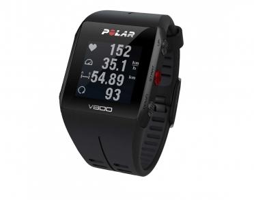Polar V800 GPS sporthorloge met hartslagsensor zwart