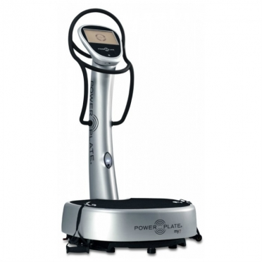 Powerplate trilplaat my7 Silver