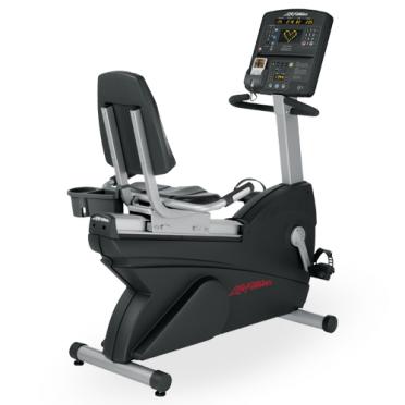 Life Fitness ligfiets Integrity Series CLSR gebruikt
