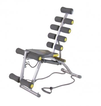 Rock Gym II Buikspier Trainer