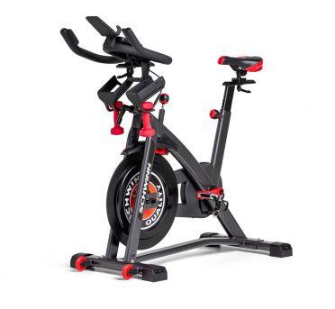 Schwinn IC8 Spinning fiets - Zwift + Ridesocial