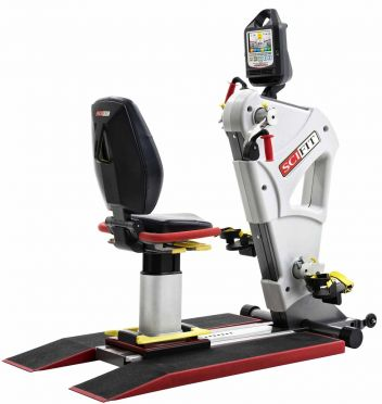 SciFit medische armfiets Inclusive Fitness PRO2 total body