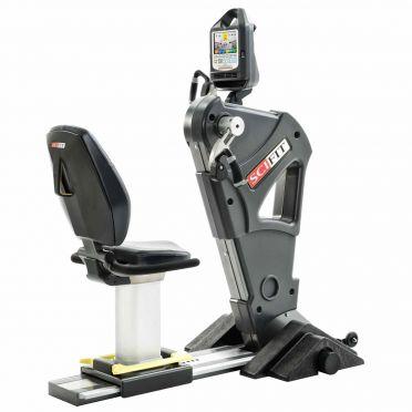 SciFit medische armfiets PRO1000 seated upper body standaard zitting