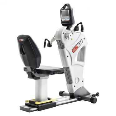 SciFit medische armfiets PRO1000 seated upper body premium zitting