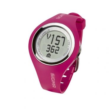 Sigma PC 22.13 hartslagmeter roze dames