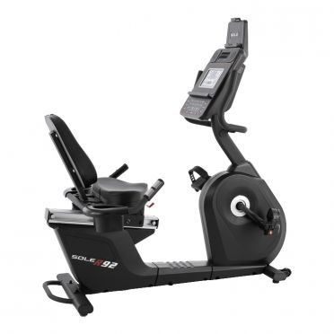 Sole Fitness ligfiets R92